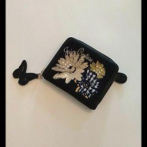 Juicy Couture Daisy zip around wallet